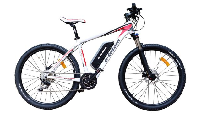 E-Bike – Antrieb auch ohne Pedale