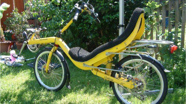 Liegefahrräder – immer noch Exoten