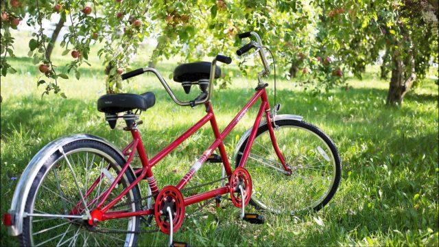 Tandem-Fahrräder – der Kult aus den 80er Jahren