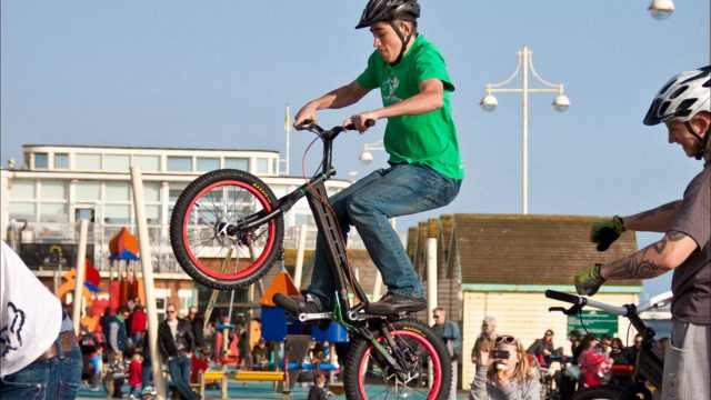 Trialräder – Spezialräder für die Sportart Trial
